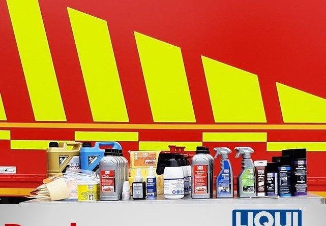 LIQUI MOLY unterstützt Hilfsorganisationen mit Sachspenden